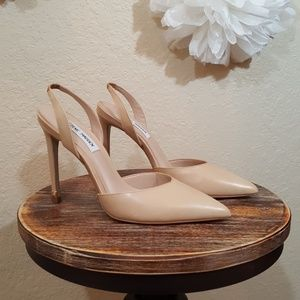 Genuine Leather Steve Madden Pointed Heels